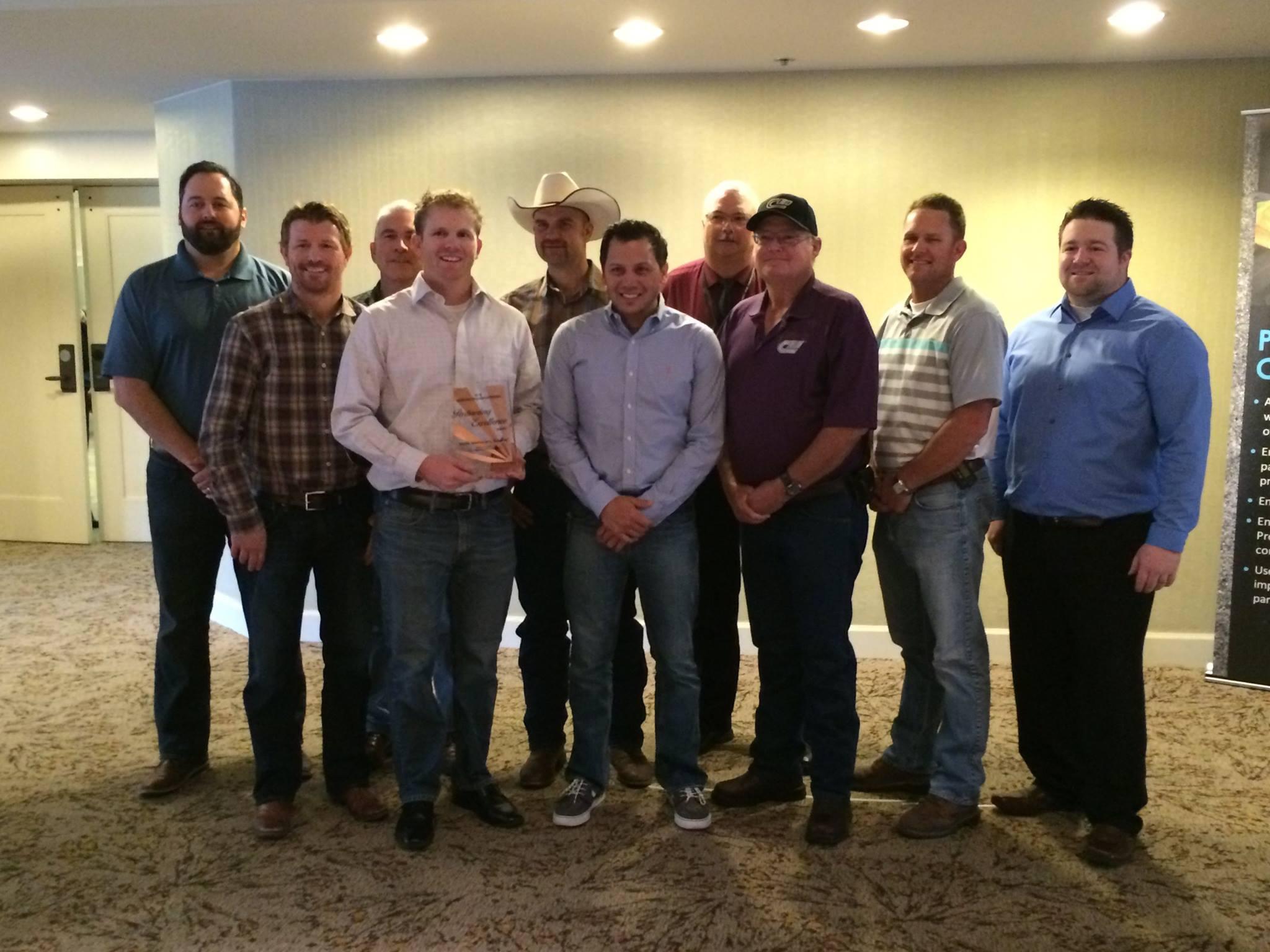 Sunland Asphalt Arizona Transportation Partnering Excellence Award