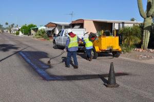 Sunland Asphalt Repairs