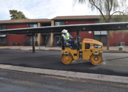 Arizona Asphalt Paving Project