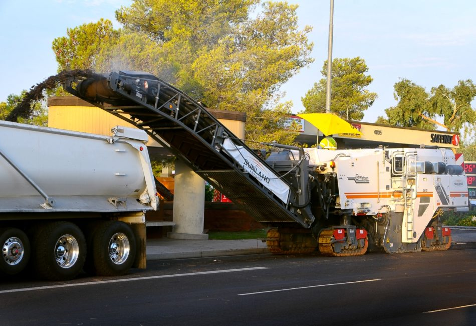 Sunland Asphalt Pavement Restoration Services