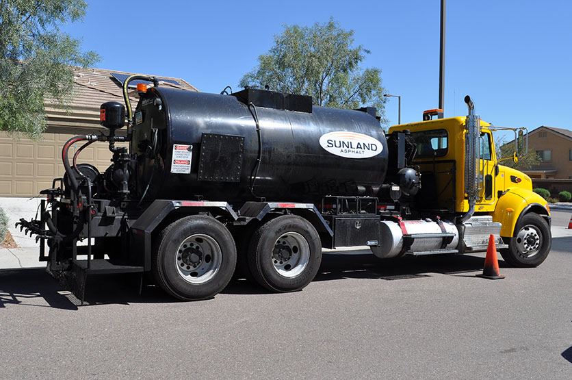 Asphalt Sealcoating Services in California