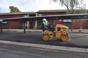 Arizona Paving Project
