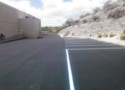 Asphalt Parking Lot Repairs in Tucson