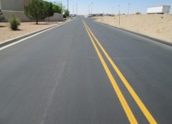 Sunland Asphalt Project at Route 66