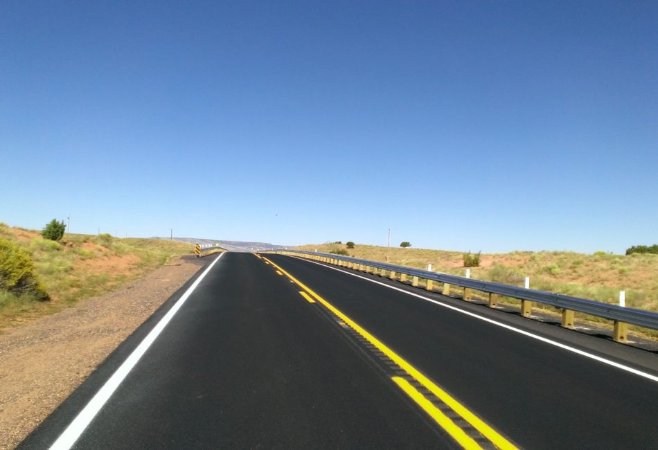 Sunland Asphalt Pavement Project for ADOT