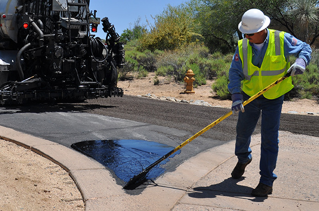 Application of Polychip Modified Asphalt