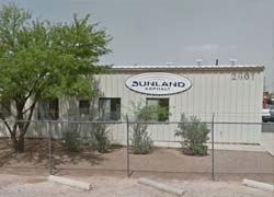 Sunland Asphalt - Tucson Office