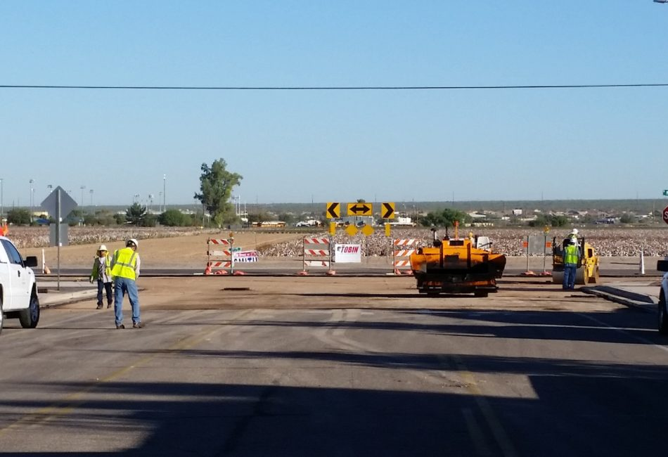 Town of Marana Pavement Preservation by Sunland Asphalt