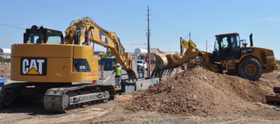 Sunland Operating Earthwork and Grading