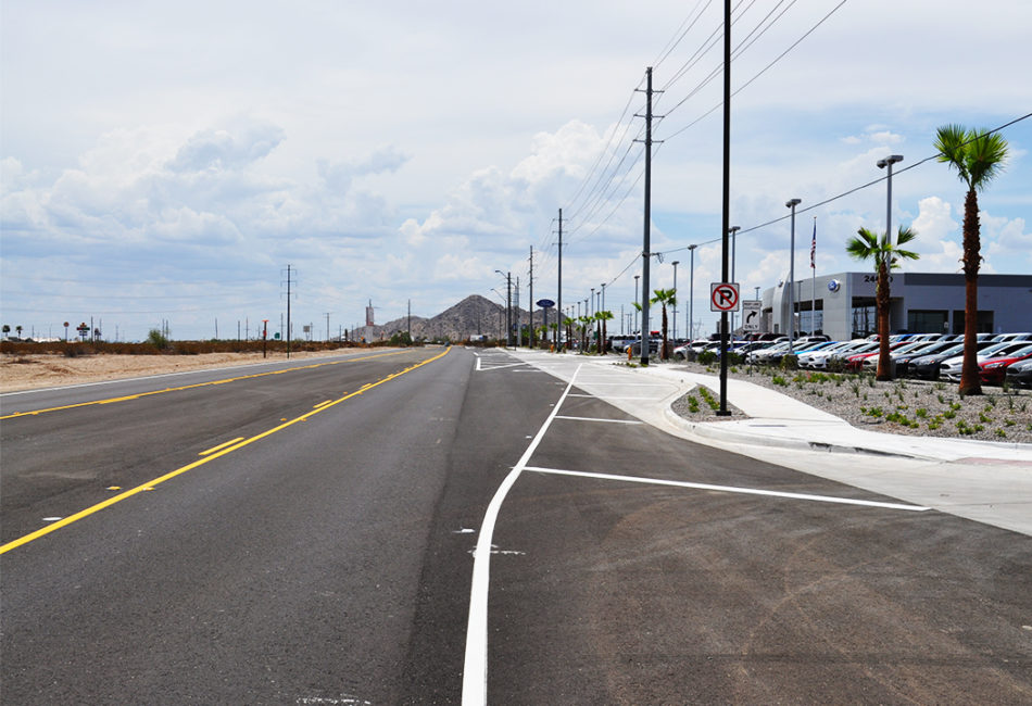 Yuma Road Improvements - Buckeye (41) - sm