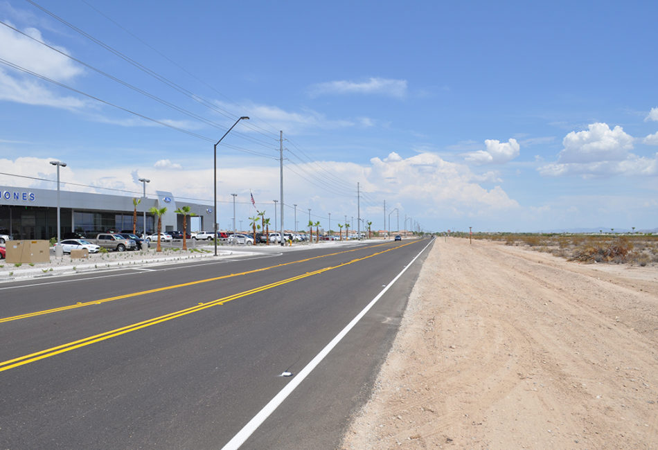 Yuma Road Improvements - Buckeye (45) - sm