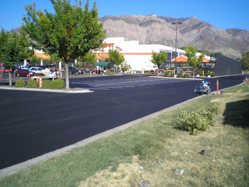 Asphalt Repair for Home Depot