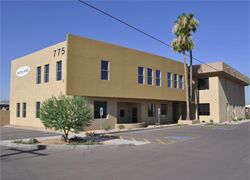 Sunland Asphalt Phoenix, Arizona Office