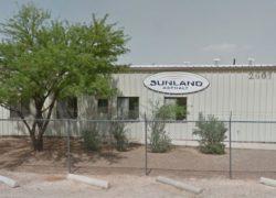 Sunland Asphalt Tucson Office