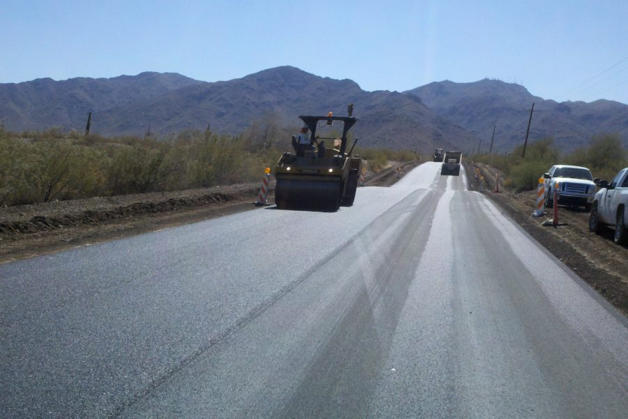 Highway Asphalt Paving Services