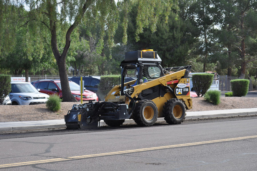 Cold Mix Asphalt Milling in Arizona
