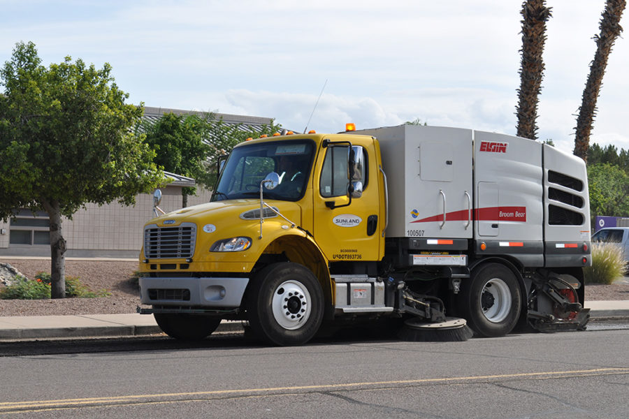 Asphalt Milling Services in Arizona, California, Nevada, New Mexico, and Utah by Sunland