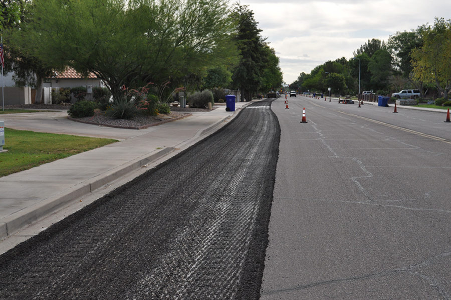 Milling Asphalt in Nevada, Arizona, California, New Mexico, and Utah