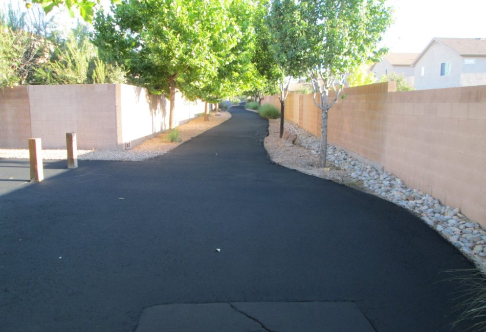 Surface Treatment in Residential Communities