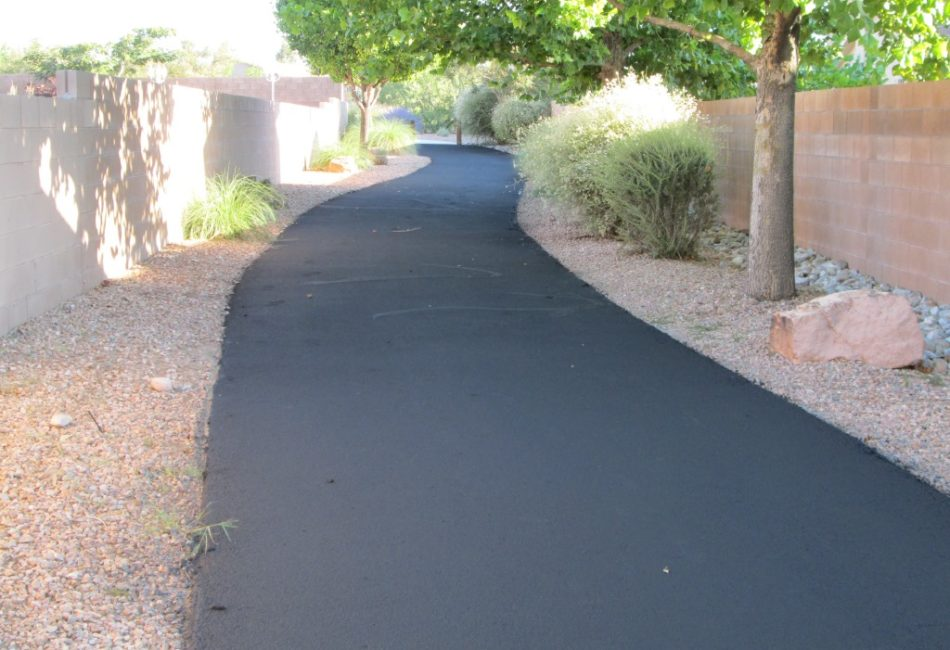 Sunland Asphalt Project in New Mexico