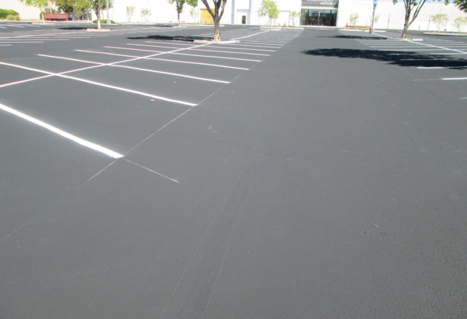 Commercial Retail Asphalt Services in New Mexico