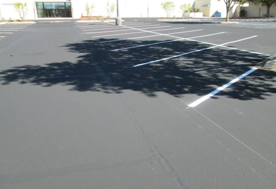 Commercial Retail Asphalt Services