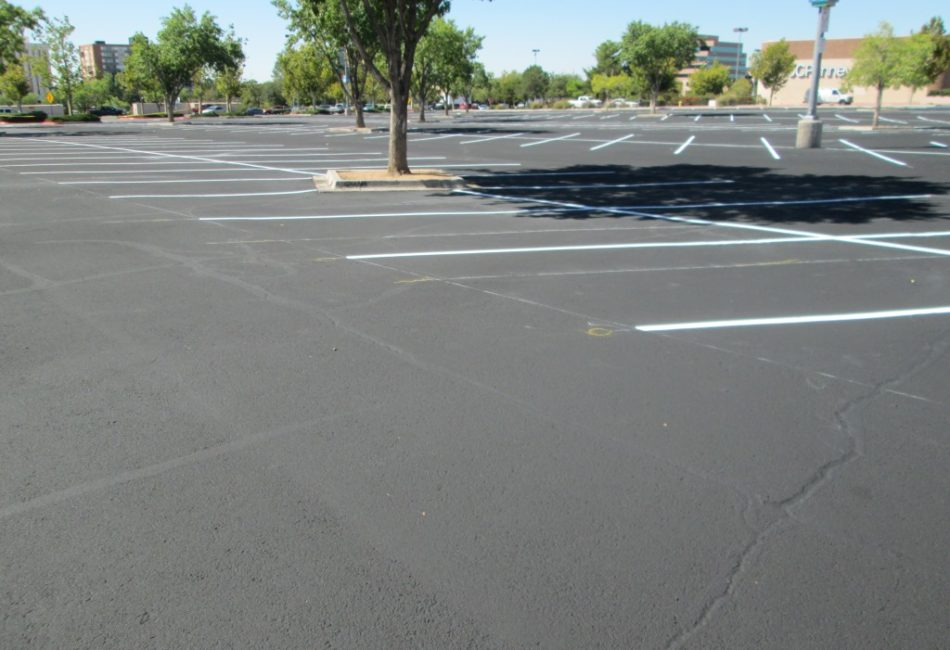 Parking Lot Asphalt Paving Company