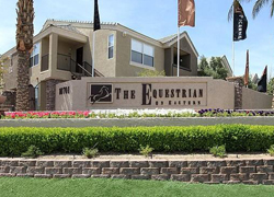 Luxury Apartment Asphalt Repairs in Nevada