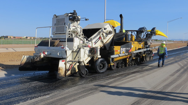 ADOT Rubberized Asphalt Project