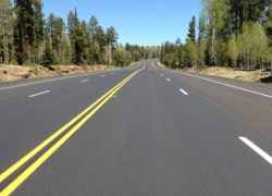 Highway Paving and Chip Seal in Arizona by Sunland Asphalt