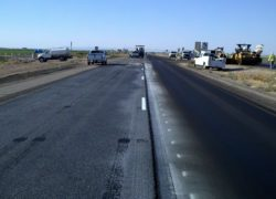 Pavement Rehabilitation Project in Arizona