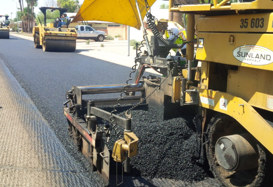 Resurfacing Streets for Governments