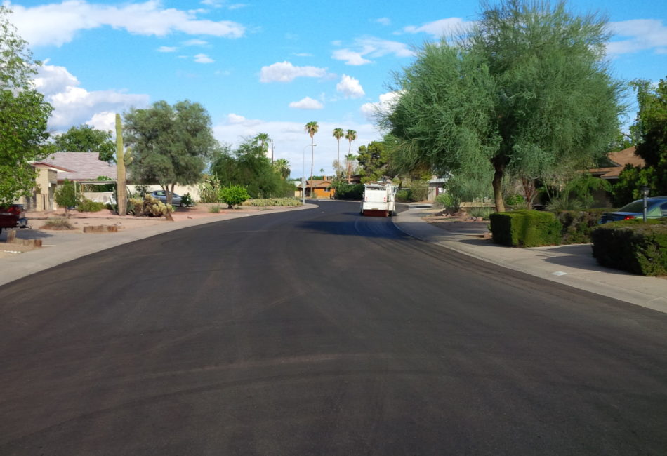 Government Contracted Paving, Asphalt Removal, and Replacement