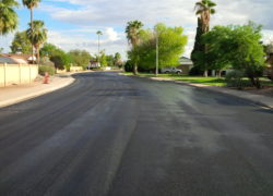 Job Order Contract for Paving and Resurfacing of Streets