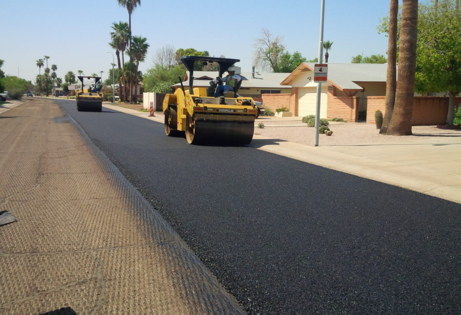 City of Tempe Job Order Contract for Paving
