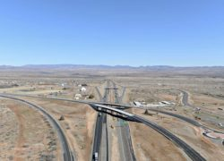Asphalt Paving I-17 in Arizona