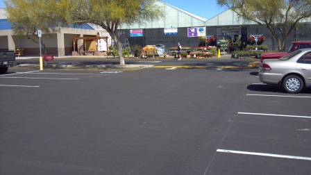 New Parking Lot Striping Company