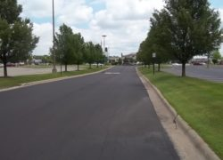 Commercial and Retail Asphalt Services by Sunland Asphalt