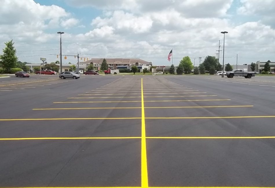 Commercial and Retail Asphalt Services