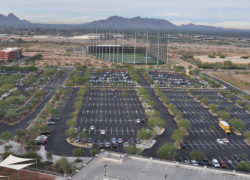 Crack Sealing Project for Talking Stick Resort & Casino