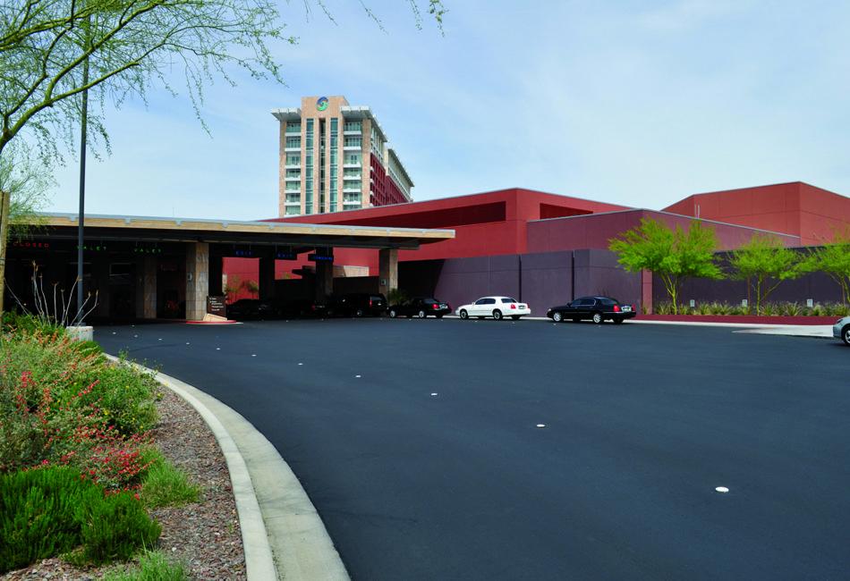 Asphalt Crack Sealing Services in Arizona
