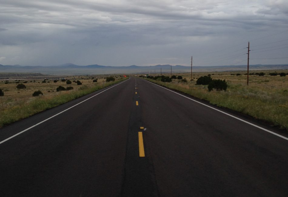 Access Road Paving for Tucson Electric Power
