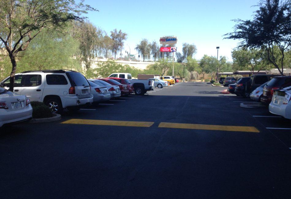 Speed Bump Installation in Arizona