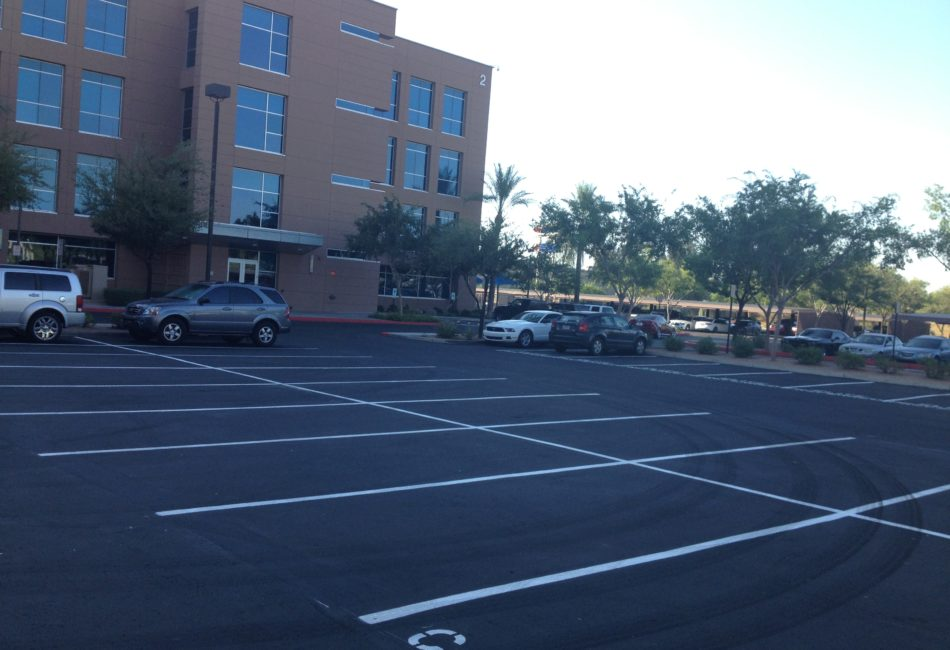 Parking Lot Repair and Mainteneance in Arizona