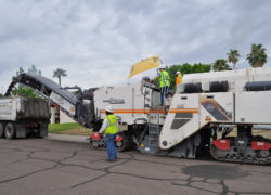 Asphalt Milling Project Contract for the City of Tempe