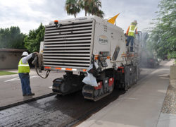 Asphalt Milling for Governments by Sunland Asphalt