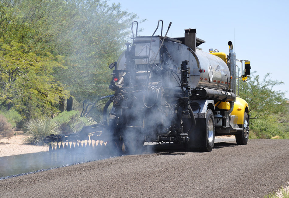 Removal and Replacement of Asphalt in Arizona