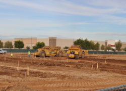 Earthwork and Paving for Great Hearts Academies