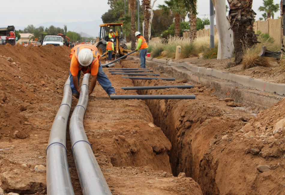 City of El Mirage - Earthwork, Utilities (40) - sm