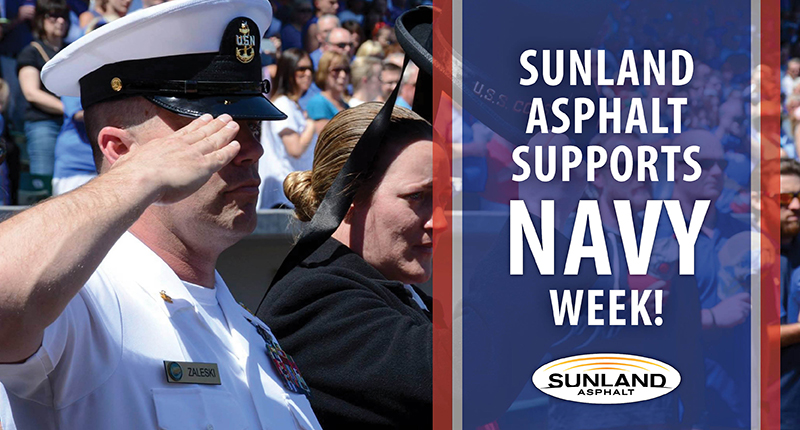 Sunland Supports Navy Week - vF